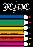 Cahier de coloriage JCDC by JC de Castelbajac - Grand format