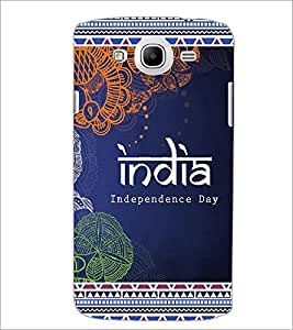 PrintDhaba India D-5697 Back Case Cover for SAMSUNG GALAXY MEGA 5.8 (Multi-Coloured)