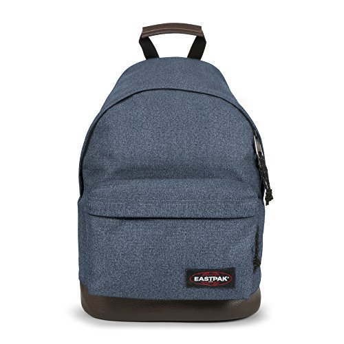 Eastpak Wyoming Sac à Dos Loisir  Mixte, 40 cm, 24 L, Bleu (Double Denim)