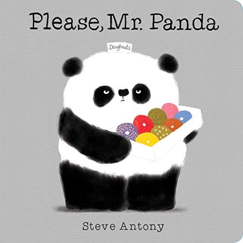 Please, Mr. Panda (a Board Book): A Board Book por Steve Antony