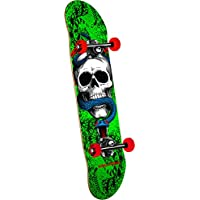 Powell Skateboard Complet Peralta Skull and Snake One Off - 7.625 inch Vert (Default, Vert)
