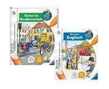 Ravensburger Tiptoi Sicher im Straßenverkehr und Wir lernen Englisch 9120049244072