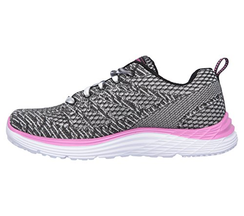 Skechers Valeris -kool Thing Sneaker Black/White/Pink