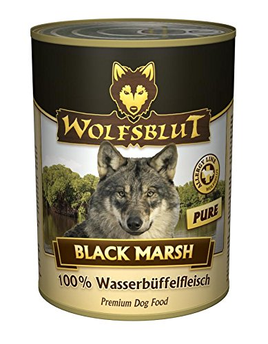 Wolfsblut Black Marsh,6er Pack (6 x 395 g)