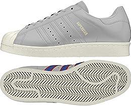 scarpe superstar grigio adidas