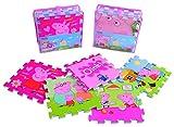 Peppa Pig Puzzle per Bambini di Foam (United Labels Ibérica 809756)