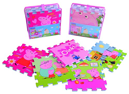Peppa Pig - Puzzle infantil de foam (United Labels Ibérica 809756)