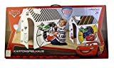 John 86257 - Karton-Spielhaus - Cars, zum Bemalen