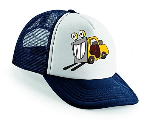 Snapback Gabelstapler- LKW- Laden- Lager- LOGISIK- Stapler Unisex Baseballmütze Trucker Mützen Base Caps