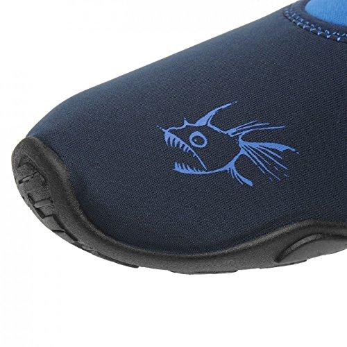 Quentes Atum Aqua Splasher Azul Sapatos Escuro wwFtR