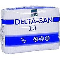 Abena 308840 Delta Nr. 10 Formeinlagen, 36 x 70 cm