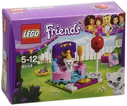 LEGO – 41114 – Friends – Jeu de Construction – Le Cadeau du Chat