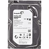 Seagate ST2000DM001 Desktop Disques Dur 2000 Go 3.5 Serial ATA