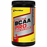 #9: MuscleBlaze BCAA Pro ,Powerfull Intra-workout with 7 g BCAA, Electrolytes, Citrulline Malate & Glutamine, 450gms Watermelon