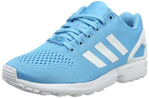 adidas Herren ZX Flux Em Sneaker Blau