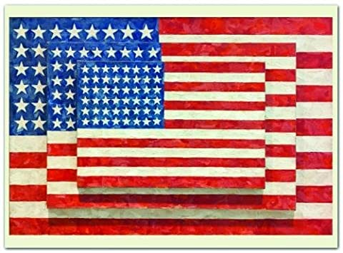Americana in Art Notecard Box