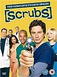 Scrubs : Complete Season 4 [DVD]
