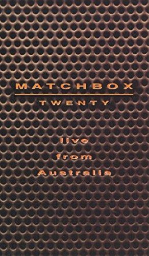 Matchbox Twenty - Live from Australia [VHS] (Rock Ann Taylor)