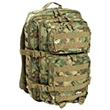 Best Military Backpacks - Mil-Tec MOLLE Tactical Assault Backpack, 36 Litre, Arid Review