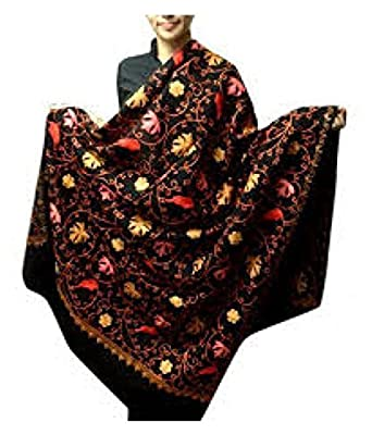 Aari Zaal Full Work (Kashmiri) Shawl Branded Quality