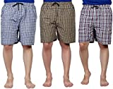#7: ANP Pure Cotton Multicolor Casual Solid Boxers For Men's Pack of 3