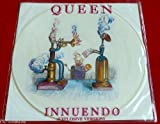 """Queen Innuendo 12"""" Picture Disc THIS IS A VINYL 12"""" AND NOT A CD"""