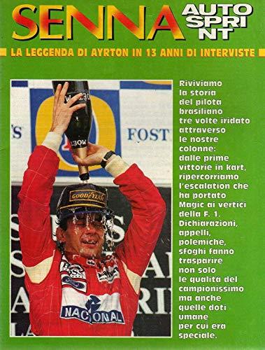La leggenda di Ayrton Senna suppl. al 31-32 di Autosprint del 1-14 agosto 1995