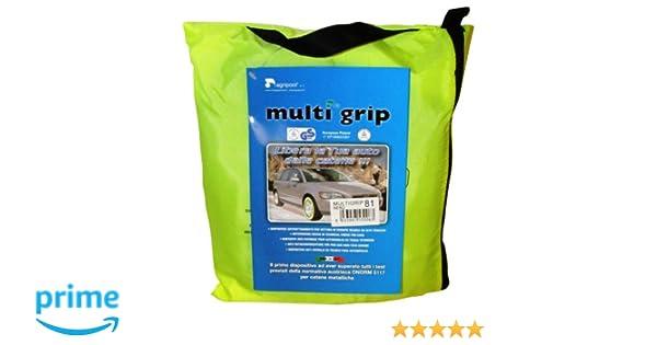 Sumex TG81 Snow Socks Multigrip Pack of 2