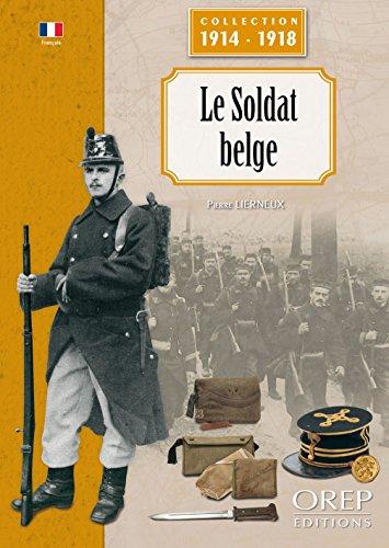 Le soldat belge par Pierre LIERNEUX