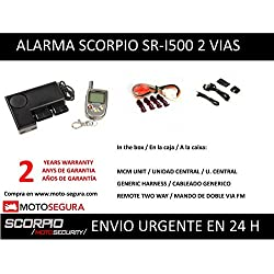 Alarma Scorpio SR-i500 2 vias FM