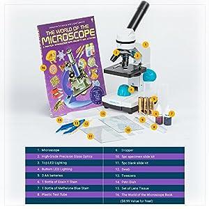 Omano Juniorscope The Ultimate Kids Microscope