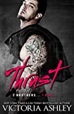Front cover for the book Thrust by Victoria Ashley