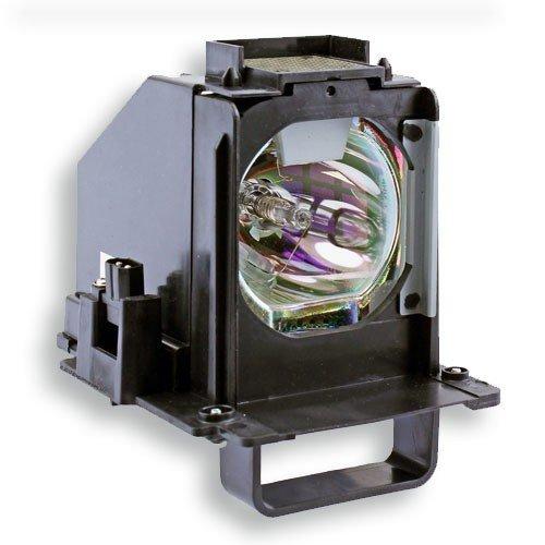 Alda PQ-Premium, Beamerlampe / Ersatzlampe für Mitsubishi 915B441001 TV Projektoren, Lampe mit Gehäuse