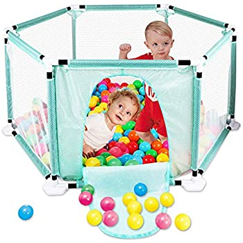 Beautiful Callowesse Pop Up And Play Secure Easy Fold Playpen Playpens & Play Yards