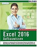 Excel 2016 Aufbauwissen: Profiwissen für Excel-Anwender