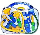Childrens Kids Medical Case Kit Set Doctor Nurse Dress Up Role Play Fun Toy Gift