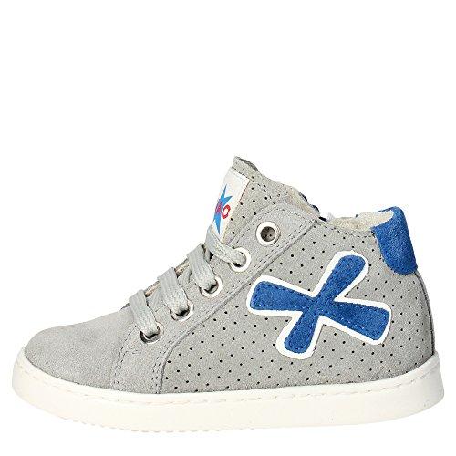 Ciao Bimbi 4054.18 Sneakers Bambino Camoscio Grigio Grigio 30