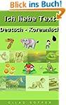 Ich liebe Text Deutsch - Koreanisch (...