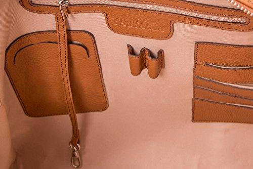 The Italian Preppy Borsa a tracolla Fashion da farfalla Beige