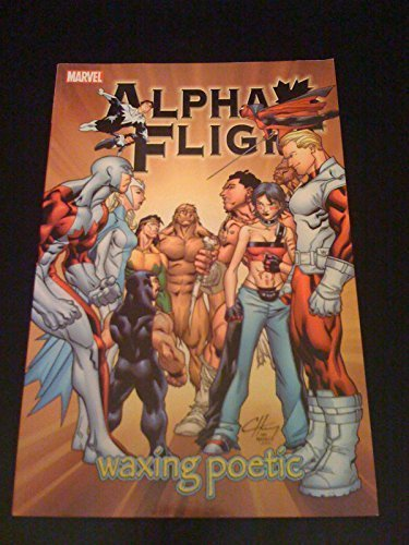 Alpha Flight Volume 2: Waxing Poetic TPB