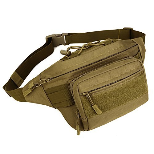 Huntvp Mochila Táctical Bolso Cintura Bolsa Riñonera
