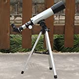 LWVAX® Land and Sky 90x Zoom Refractor Telescope with Free Tripod & 2 EYEPIECES