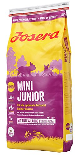 Josera Mini Junior, 1er Pack (1 x 15 kg)