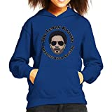 The Lenny Kravitz Appreciation Society Kid's Hooded Sweatshirt