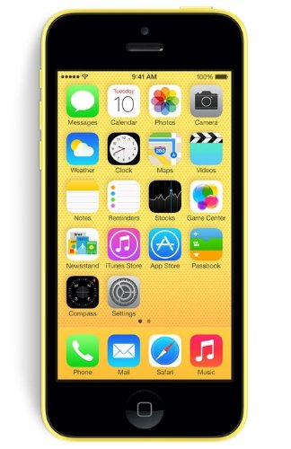 Apple iPhone 5C 32GB Giallo [Italia]