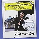 First Choice: Flotenkonzerte aus Sanssouci by Patrick Gallois