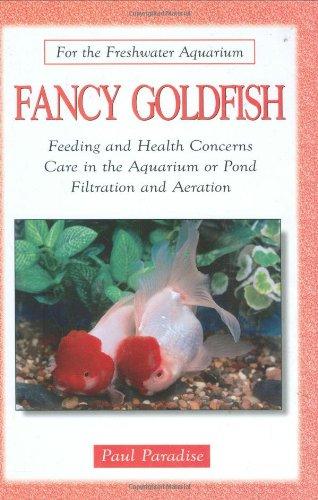 Fancy Goldfish (For the Freshwater Aquarium) -