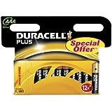Duracell Plus Batterie AAA  12er