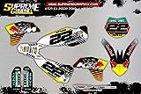 Kit Adhesivos SX 2008 2010 ADESIVI Stickers