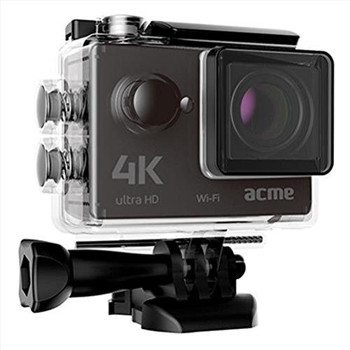 Acme 4770070876428 Action Kamera Silber